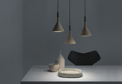 Foscarini Aplomb Mini grey