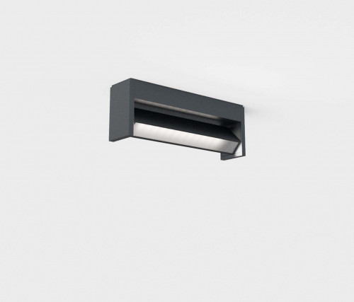 IP44.DE Slat One Ceiling anthracite