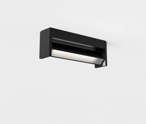 IP44.DE Slat One Ceiling black