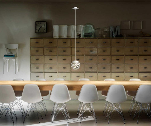 Studio Italia Design Kelly Cluster Sphere white