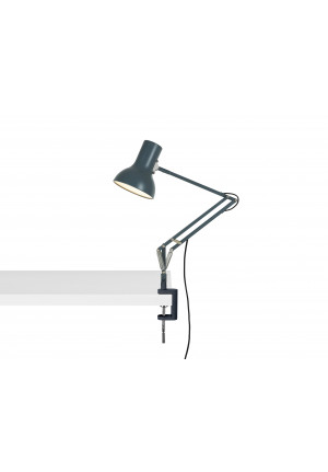 Anglepoise Type 75 Mini Lamp with Desk Clamp white