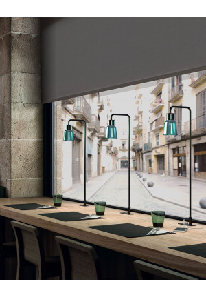 Bover Drip M/70 glass green