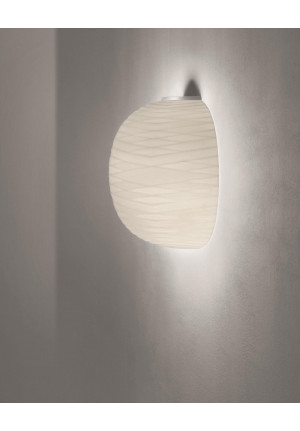 Foscarini Gem Parete Semi graphite