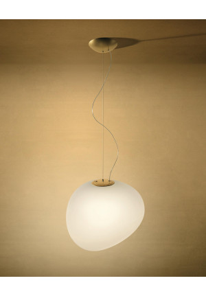 Foscarini Gregg Sospensione Media MyLight white
