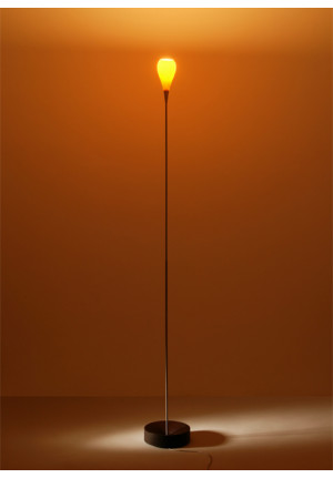 K-meral DAN Floor Lamp base mahogany