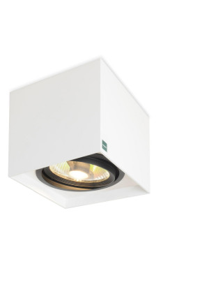 Mawa 111er square low-voltage white