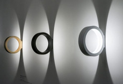 Assolo wall and ceiling lamp