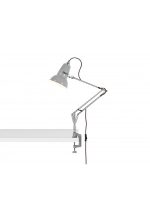 Anglepoise Original 1227 Mini Lamp with Desk Clamp grey