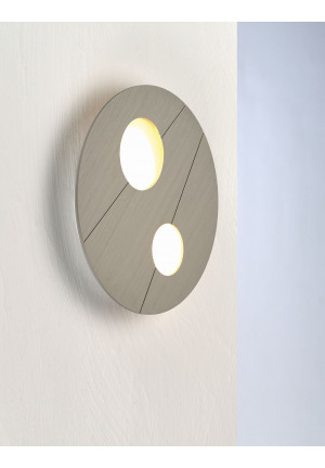 Bopp Grafico 2-lights taupe