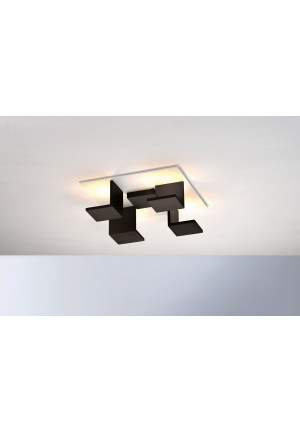 Bopp Reflections square black