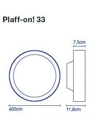 Marset Plaff-on 33 spare part