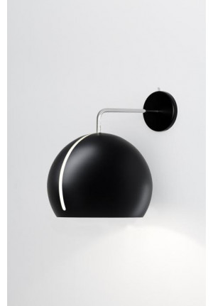 Nyta Tilt Globe Wall without cable black