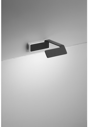Vibia Alpha 7950 black / chrome