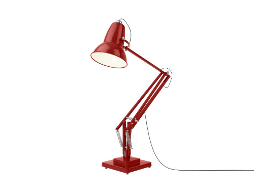 Anglepoise Original 1227 Giant Outdoor Floor Lamp red