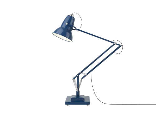 Anglepoise Original 1227 Giant Outdoor Floor Lamp blue