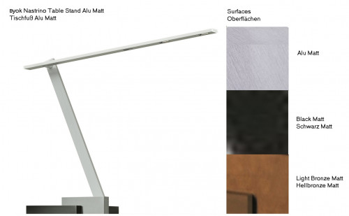 Byok Nastrino Table Stand surfaces