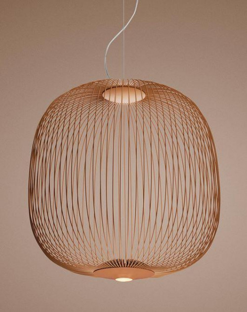Foscarini Spokes 2 Large copper