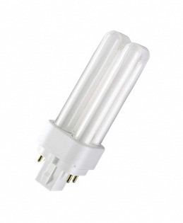 Osram g24q-2 18 Watt warmweiss Dulux