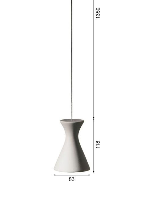 K-meral MELA pendant lamp 1-light graphic