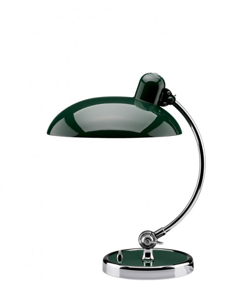Kaiser Idell 6631 Luxury Table lamp green