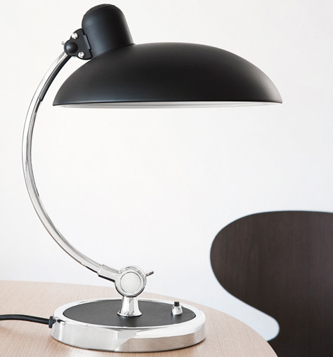 Kaiser Idell 6631 Luxury Table lamp matt black