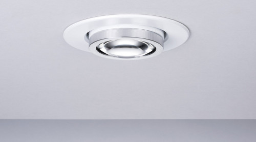 Less'n'more Ylux Downlight head white