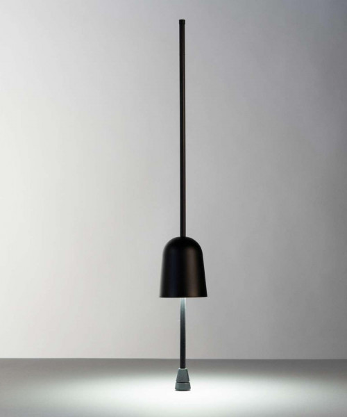 Luceplan Ascent height-adjustable shade for dimming