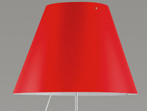 Luceplan Costanzina spare shade primary red