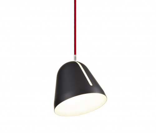 Nyta Tilt S black, cable red