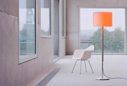 Serien Lighting Jones 45 cm orange colour glass insert