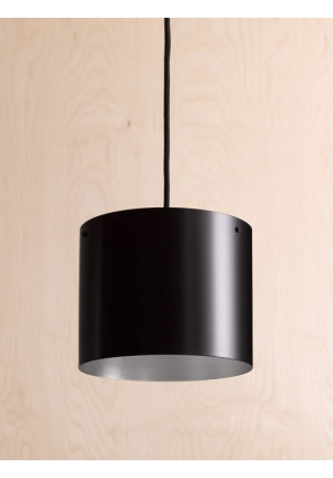 Anta Afra Suspended Lamp black inside gold