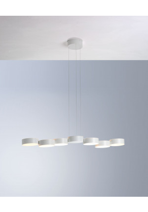 Bopp Touch Pendant Lamp white