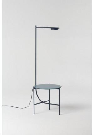 Grupa Igram Lamp and Table ceramic black
