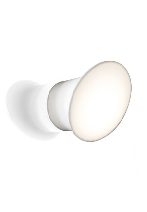 Luceplan Ecran In and Out opal white