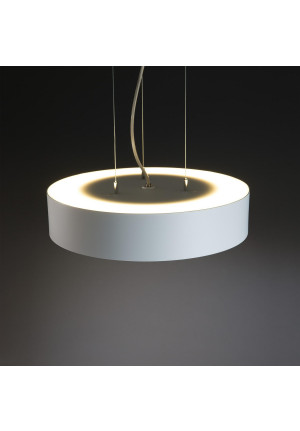 Mawa Bullauge 6 pendant mounting with uplight 45cm