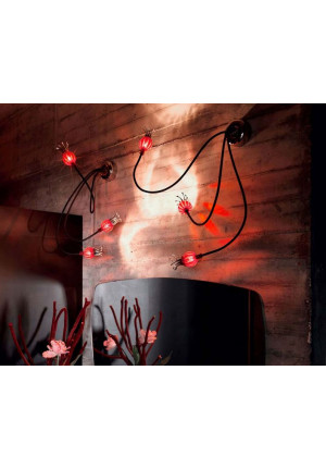 Serien Lighting Poppy Wall/ Ceiling 3 arms