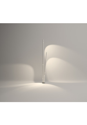 Vibia Bamboo 4811 off-white as resessed light
